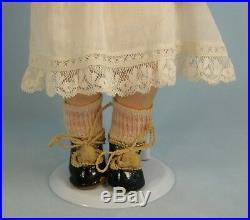 Antique K R Simon & Halbig #126 Bisque Head Germany Doll 9 Adorable