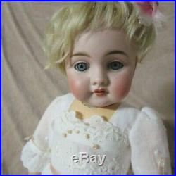 Antique Kestner 143 Rare Beauty excellent quality 14 inch doll