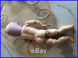 Antique Kestner J. D. K 221 Googly Googlie doll, bisque head 12 inch Germany #7