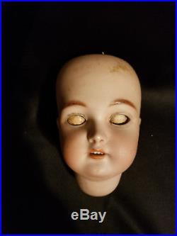 Antique Simon Halbig SANTA German Socket Head Marked S & H 9 C M B