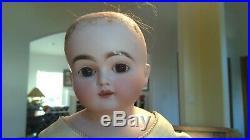 Antique Turned Head Kestner doll Germany