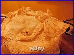 Antique/Vintage Wonderful Small All Bisque Pouty 6 Bigness