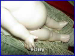 Antique bisque K&R Kammer & Reinhardt S&H 126 Mein Liebling toddler baby doll