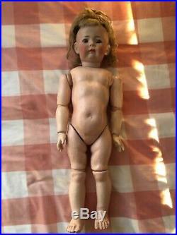 Antique bisque doll Kammer Reinhardt KR 115 A
