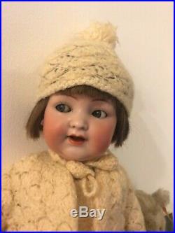 Antique bisque doll Kammer Reinhardt KR 126