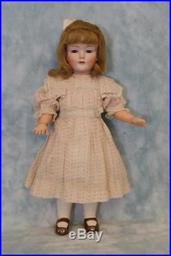 Antique c. 1912 RARE 17 Doll German Bisque Kley & Hahn 549 Character