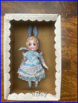 Antique googly doll-googlie-im ok kestner # 42 Girl