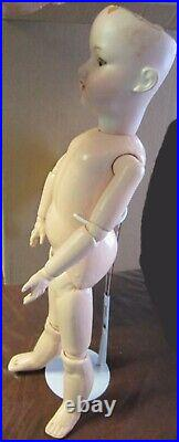 Armand Marseille 390 Doll Made in Germany Bisque Socket Head Composition Body