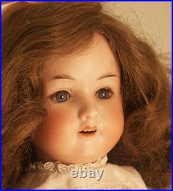Armand Marseille German Floradora 390 Antique Doll