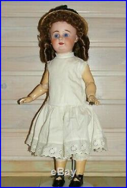 B&P Bahr & Proschild #300 antique doll