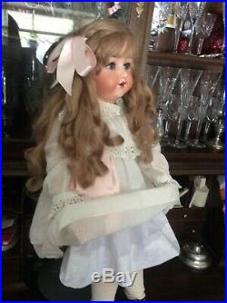 Beautiful Antique German Doll