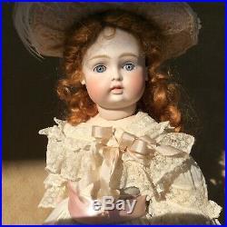 Beautiful antique Kestner Bru doll