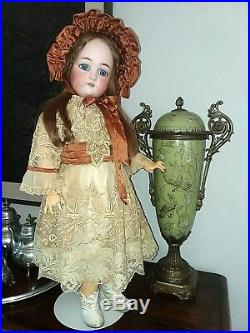 Bisque Child 1349 Jutta by Simon and Halbig about 1910 29