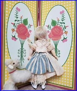 Darling Rare Petite 9 Antique Simon Halbig Bisque Cabinet Doll