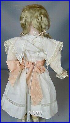 Delightful 22 Antique German Simon Halbig 1009 Character Doll