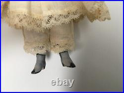 Exquisite Antique All Bisque German French Kestner Mignonette Dollhouse Doll
