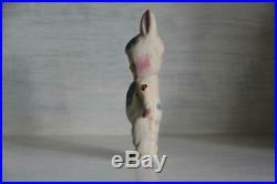 France antique bisque doll bunny
