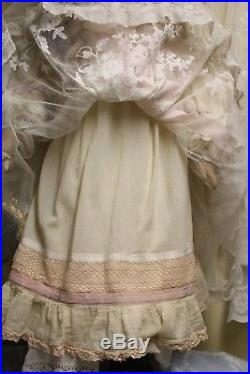 Gorgeous 31 Simon Halbig Santa Antique Doll #1249