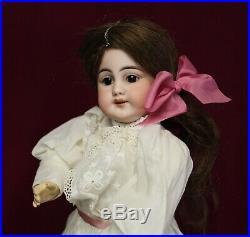 HTF ANTIQUE Simon & Halbig 769 Doll 16 GORGEOUS