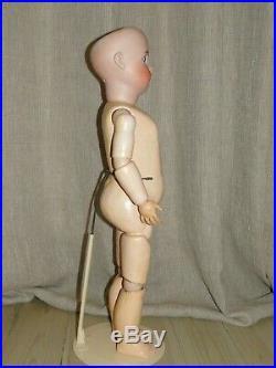 KESTNER 192 closed mouth antique doll (for K&R) 21