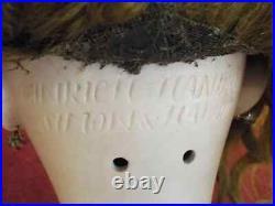 LARGE Antique 30 SIMON & HALBIG Heinrich Handwerck DOLL Bisque Head Comp Body