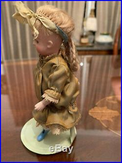 Petite Kestner Antique All Bisque Doll