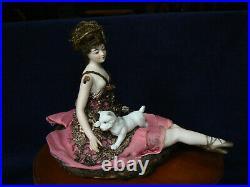 Rare 11 Galluba Hoffman Nude Lady Original Costume Swivel Arms & Legs Br Eye