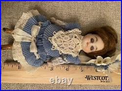 Rare Antique 6 All Bisque German Doll With Yellow Boots Attr. To Kestner