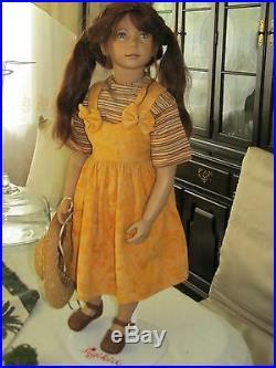 Sigikid Doll. Fritzi Wippler. Artist Ilse Wippler