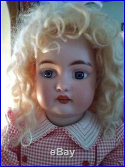 Simon halbig antique doll 19 in CM Bergmann