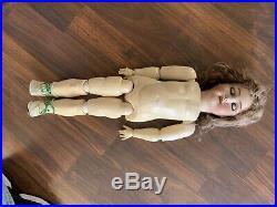 Simon halbig antique german bisque doll