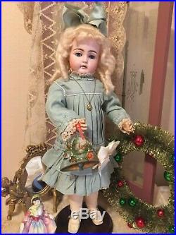 Ultra Gorgeous Kammer Reinhardt 191 Antique Doll